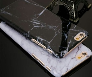 iphone, luxury, and marble image