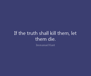 truth and immanuel kant image