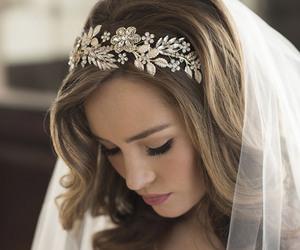pretty and wedding image