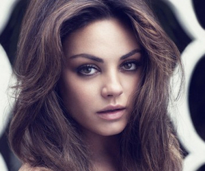 Mila Kunis, hair, and model image