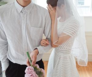 asian fashion, couple, and fashion image