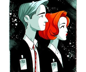 alien, aliens, and dana scully image