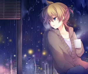 anime, vocaloid, and anime boy image