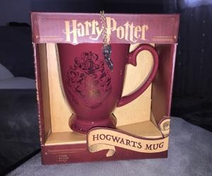 gift, harry potter, and hogwarts image