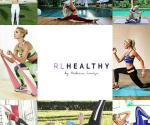 sport, healthy, and rebecca louise image