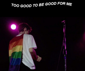 gay, troye sivan, and lgtb image