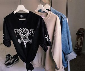 style, grunge, and clothes image