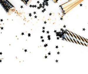 fun, pretty, and new year's eve image