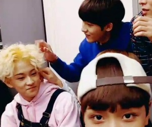 mark lee, low quality nct, and lq image