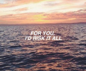 Lyrics, the vamps, and risk it all image