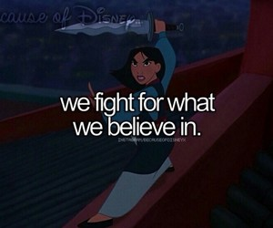 disney, mulan, and because of disney image
