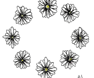flowers, tumblr, and png image