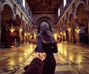 couple, muslim, and murad osmann image