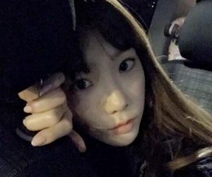 kpop, taeyeon, and snsd image