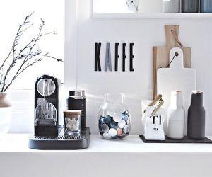 design, kitchen, and nespresso image