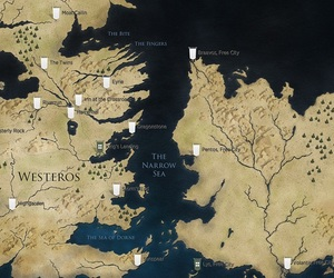 map, series, and game of thrones image