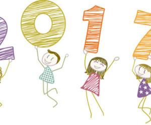 happy new year, holiday, and ano novo image