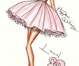 rihanna, drawing, and pink image