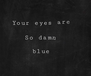blue, blue eyes, and book image