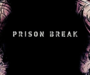 header, prison break, and prİson break header image