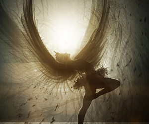 ballet, angel, and art image