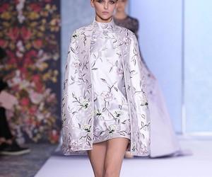 catwalk, fashion, and runway image
