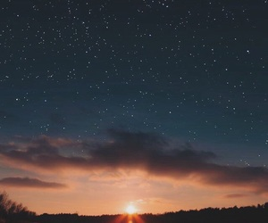 stars, background, and cielo image