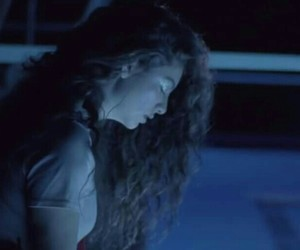 alternative, pure heroine, and blue image