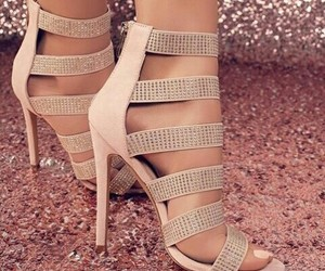 beautiful, love shoes, and glamour image