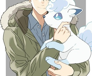 yuri on ice, anime, and pokemon image