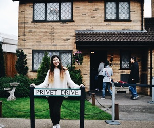 4, harry potter, and privet drive image