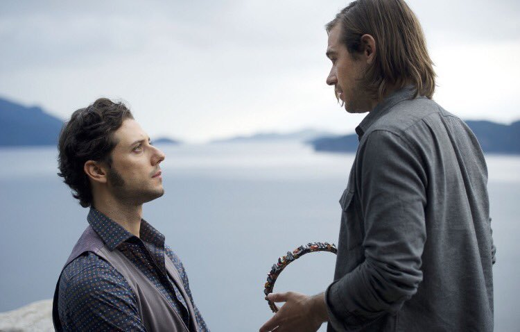eliot, quentin, and the magicians image