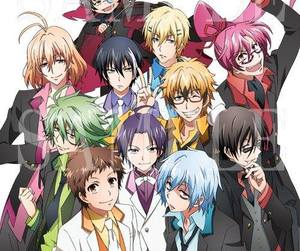 servamp, anime, and cute image