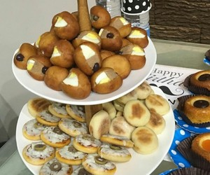 delicious, party, and food image