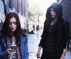 city of bones and jace herondale image