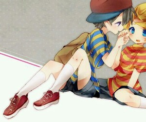 lucas, ness, and earthbound image