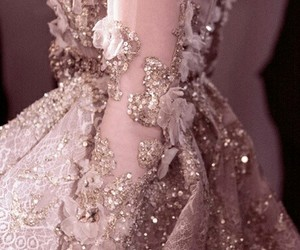 details, dress, and runway image