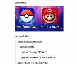 funny, Legend of Zelda, and nintendo image