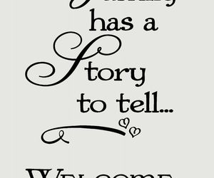 family, quotes, and story image