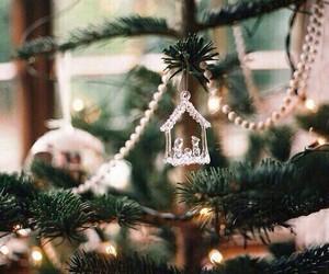 tree, xmas, and magic season image