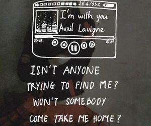 Avril Lavigne and Lyrics image