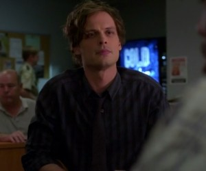 criminal minds, matthew gray gubler, and doctor reid image