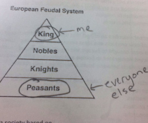 king, peasant, and me image