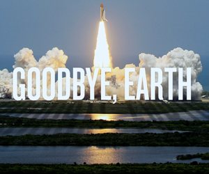 goodbye and earth image