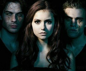 the vampire diaries, tvd, and damon image