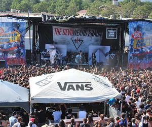 vans, warped tour, and the devil wears prada image