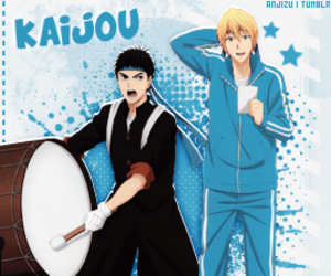 anime, anime guys, and kuroko no basket image