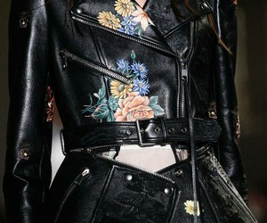 fashion, Alexander McQueen, and black image