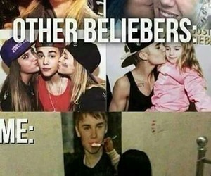 beliebers, justin bieber, and justin image