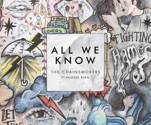 the chainsmokers and song image